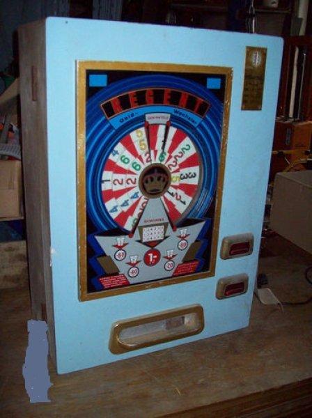 ab sofort pro person darf nur eine spielautomat spielen